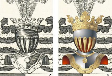 гербы дворянских родов